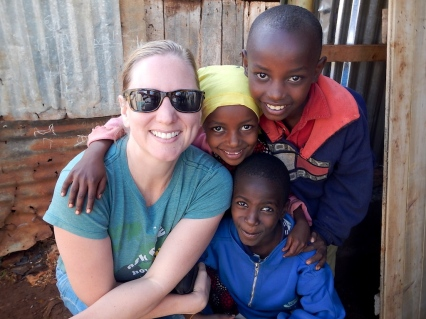Freedom Through Learning co-founder LeeAnne Lavender & friends.