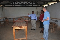 The basic science lab at Kimuumo Secondary